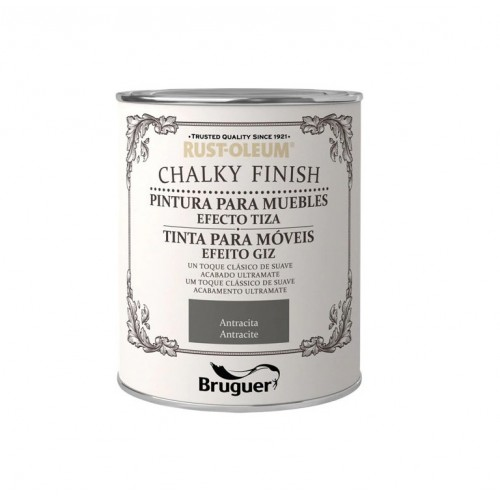 CHALKY FINISH BRUGUER...