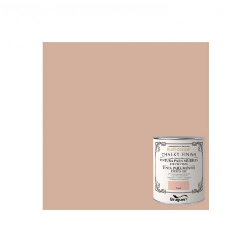 CHALKY FINISH BRUGUER CORAL