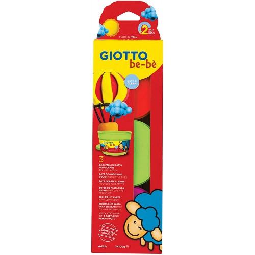 Pasta para modelar Giotto...