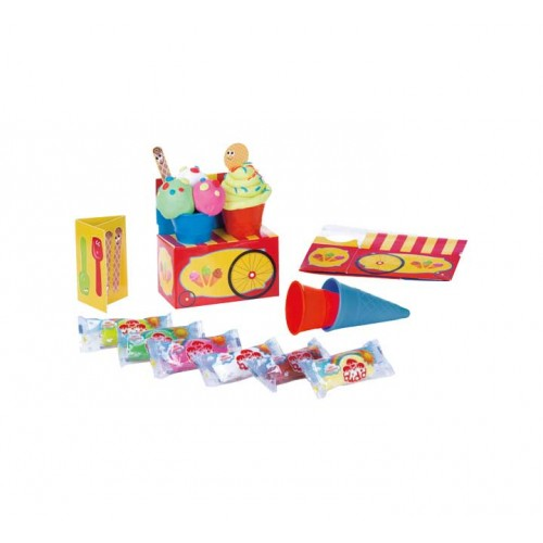 PASTA GIOTTO BEBE SET ICE...