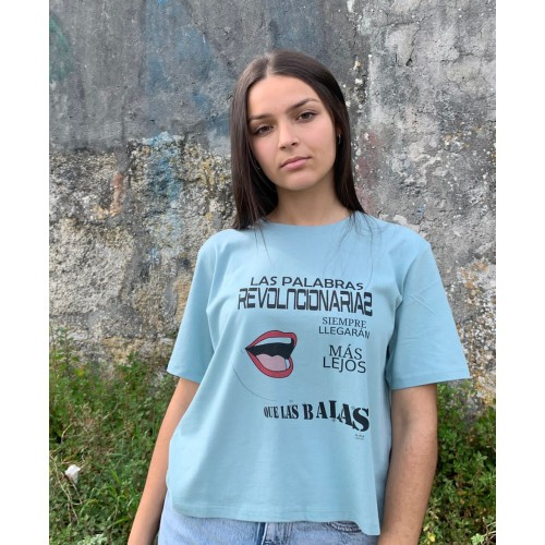 Camiseta AL-M.A. infinita...