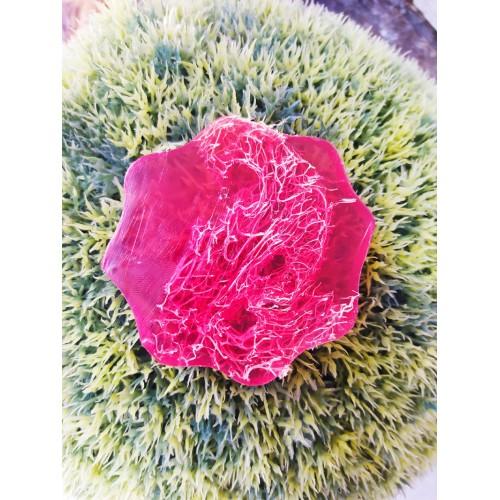 Jabón Exfoliante Cereza