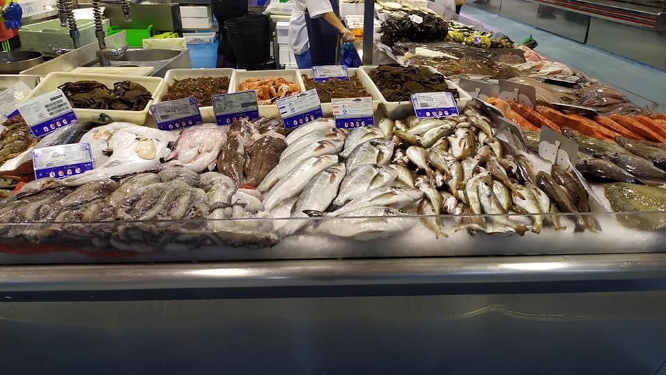 Peixes e Mariscos Carmen