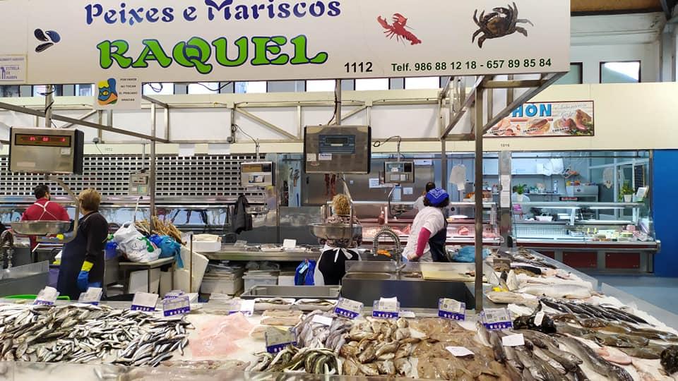 Peixes e Mariscos Raquel