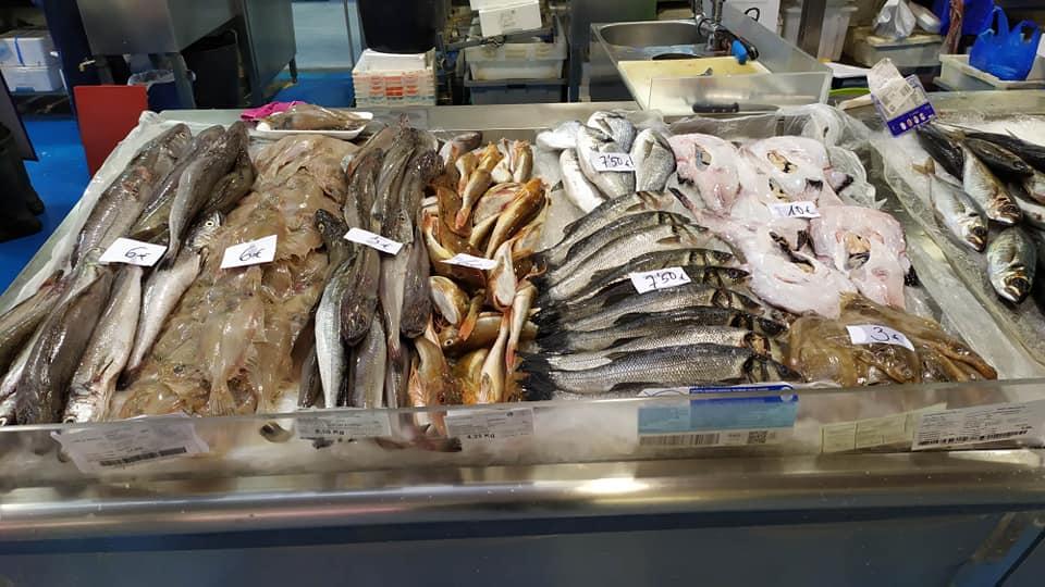 Peixes e Mariscos Fita e Filla