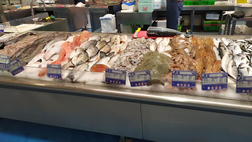 Peixes e Mariscos Eunice