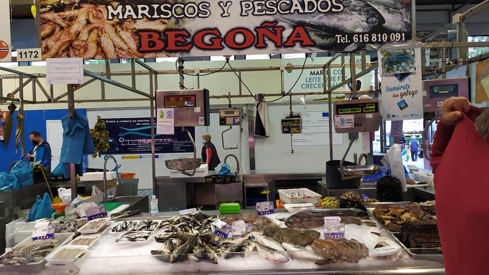 Peixes e Mariscos Begoña