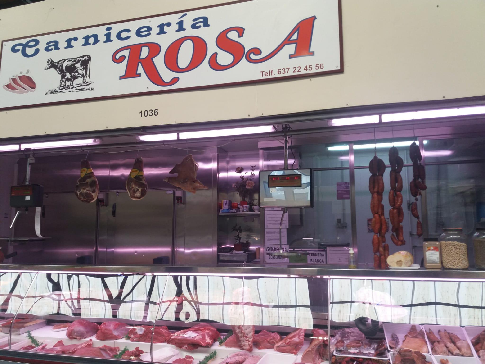 Carnicería Rosa