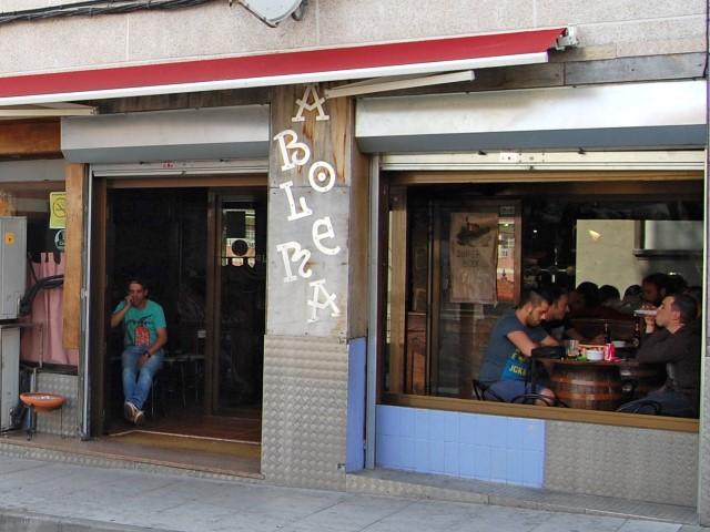 BAR AGARIMO/A BOLERA