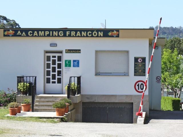 CAMPING FRANCON