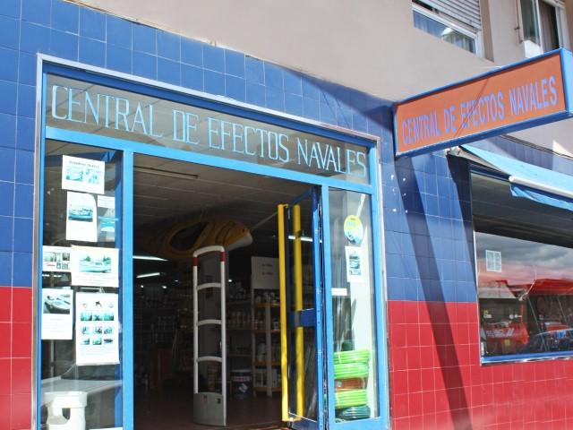 CENTRAL EFECTOS NAVALES CANGAS