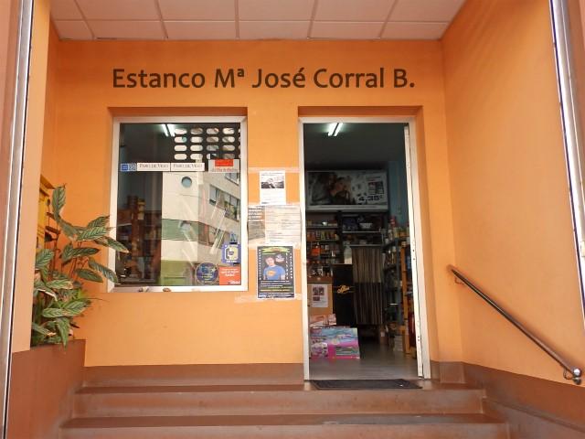 ESTANCO Mª JOSE CORRAL B.