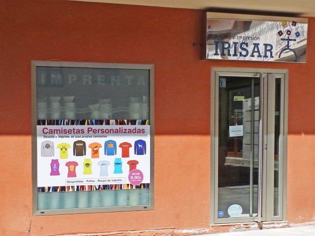 IRISAR DESEÑO E IMPRESIÓN, S.L.
