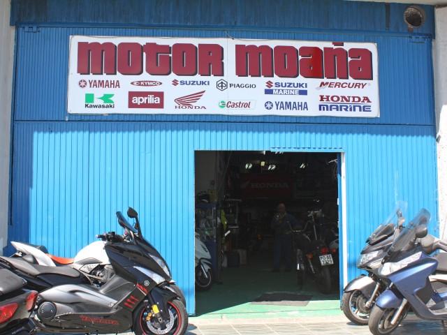 MOTOR MOAÑA
