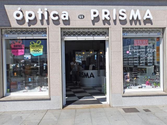 ÓPTICA PRISMA CANGAS, S.L.