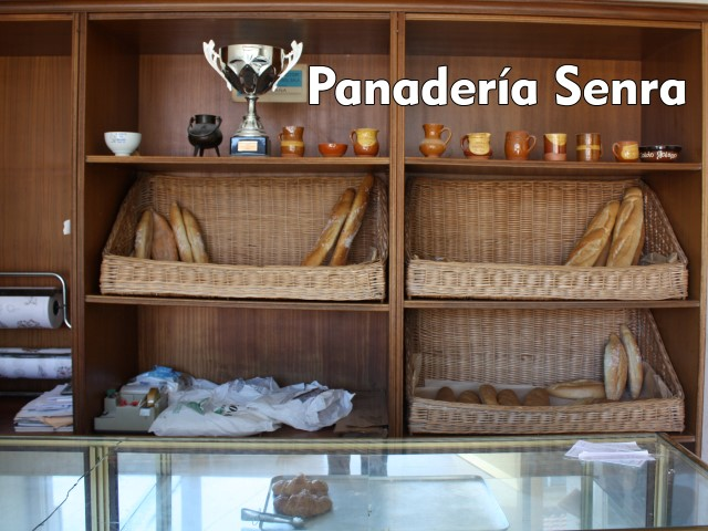PANADERIA SENRA