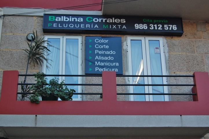 PELUQUERIA BALBINA