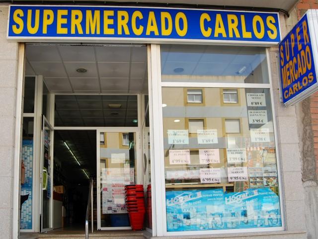 SUPERMERCADO CARLOS