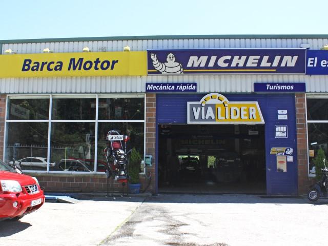 TALLERES BARCA MOTOR