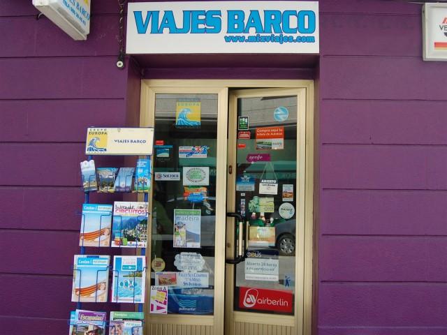 VIAJES BARCO, S.L.