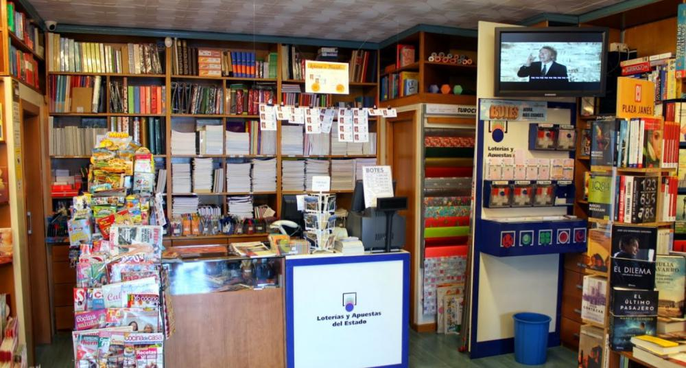 Librería Abrente - Bueu