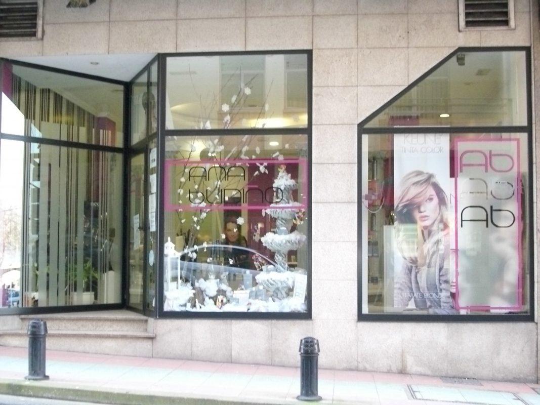 Centro de Perruquería y Estética Ana Budiño