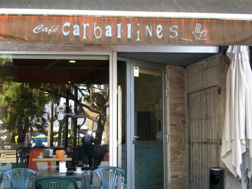 Cafetería Carballinés