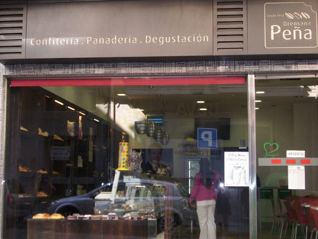 Confitería Orensana Peña