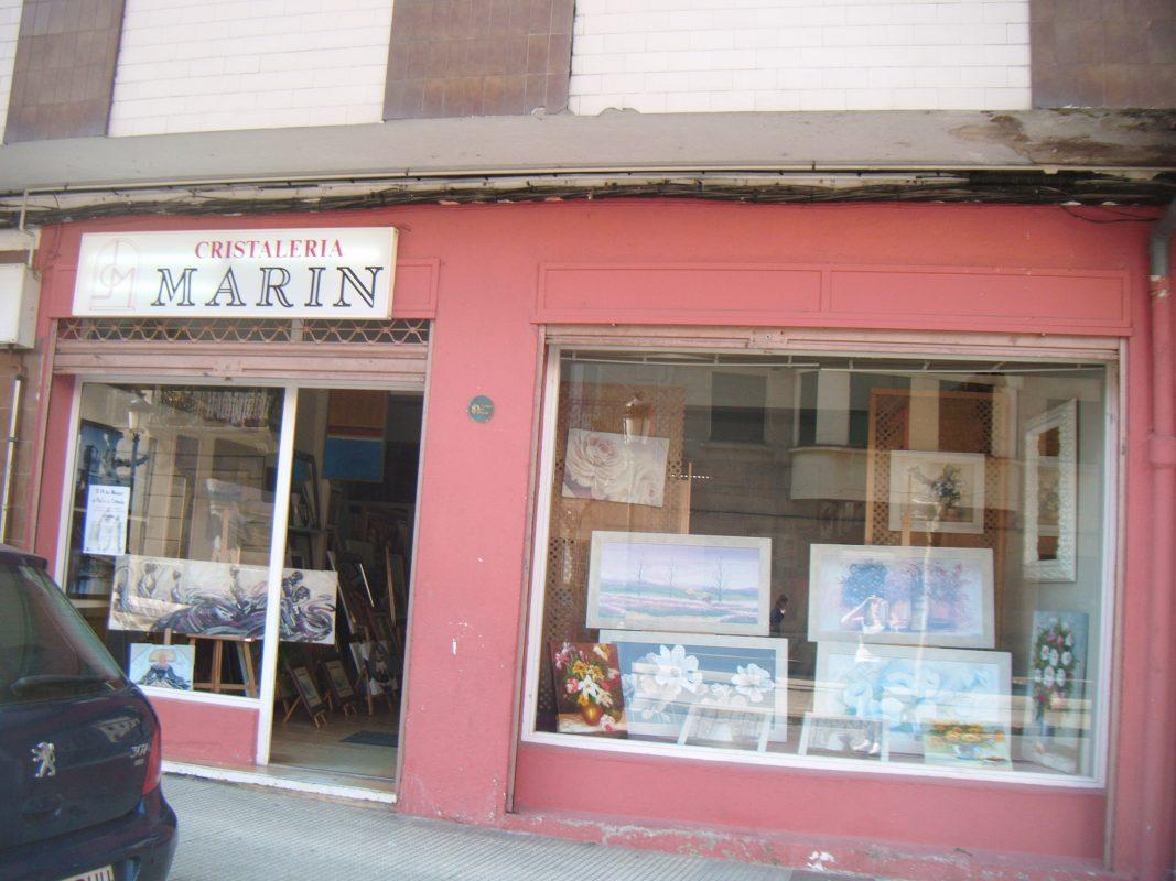 Cristalería Marín