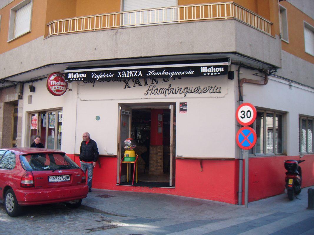 Cafetería-Hamburguesería Xaínza
