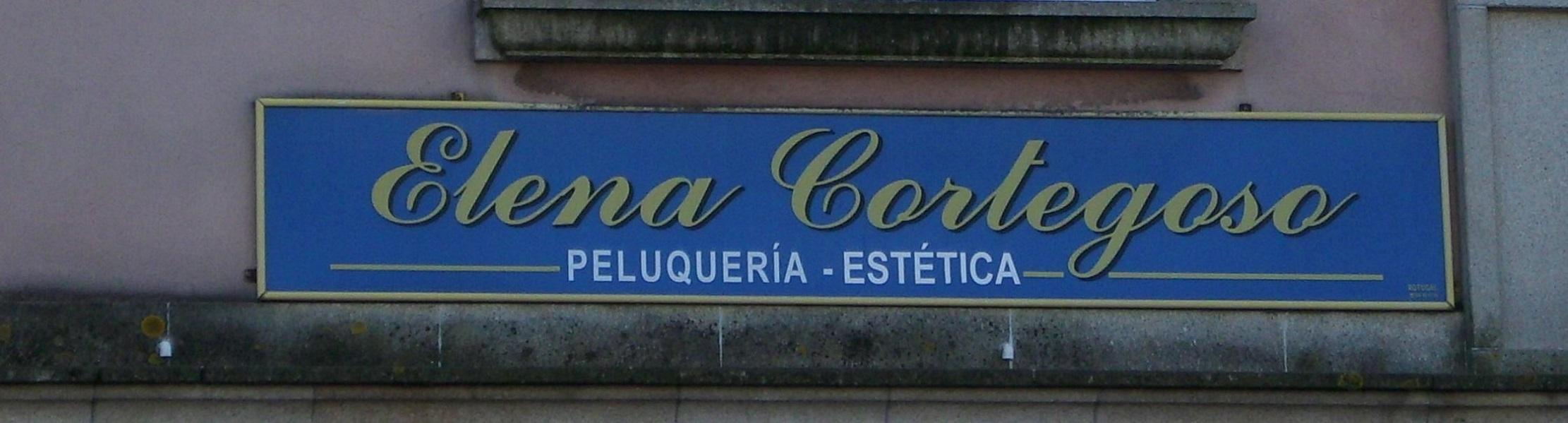 Peluquería Elena Cortegoso