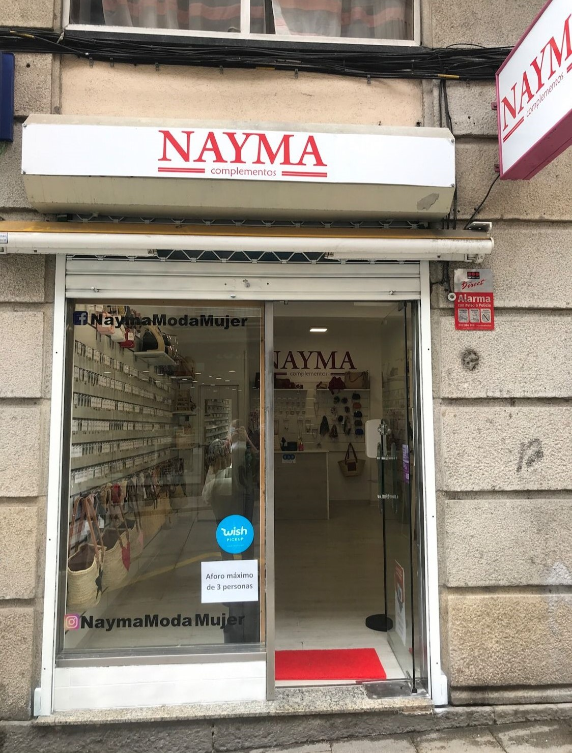 Nayma Complementos