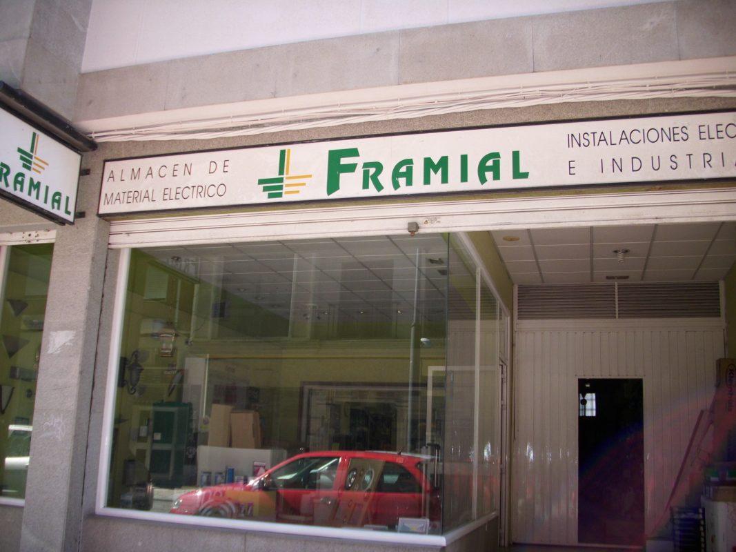 Framial