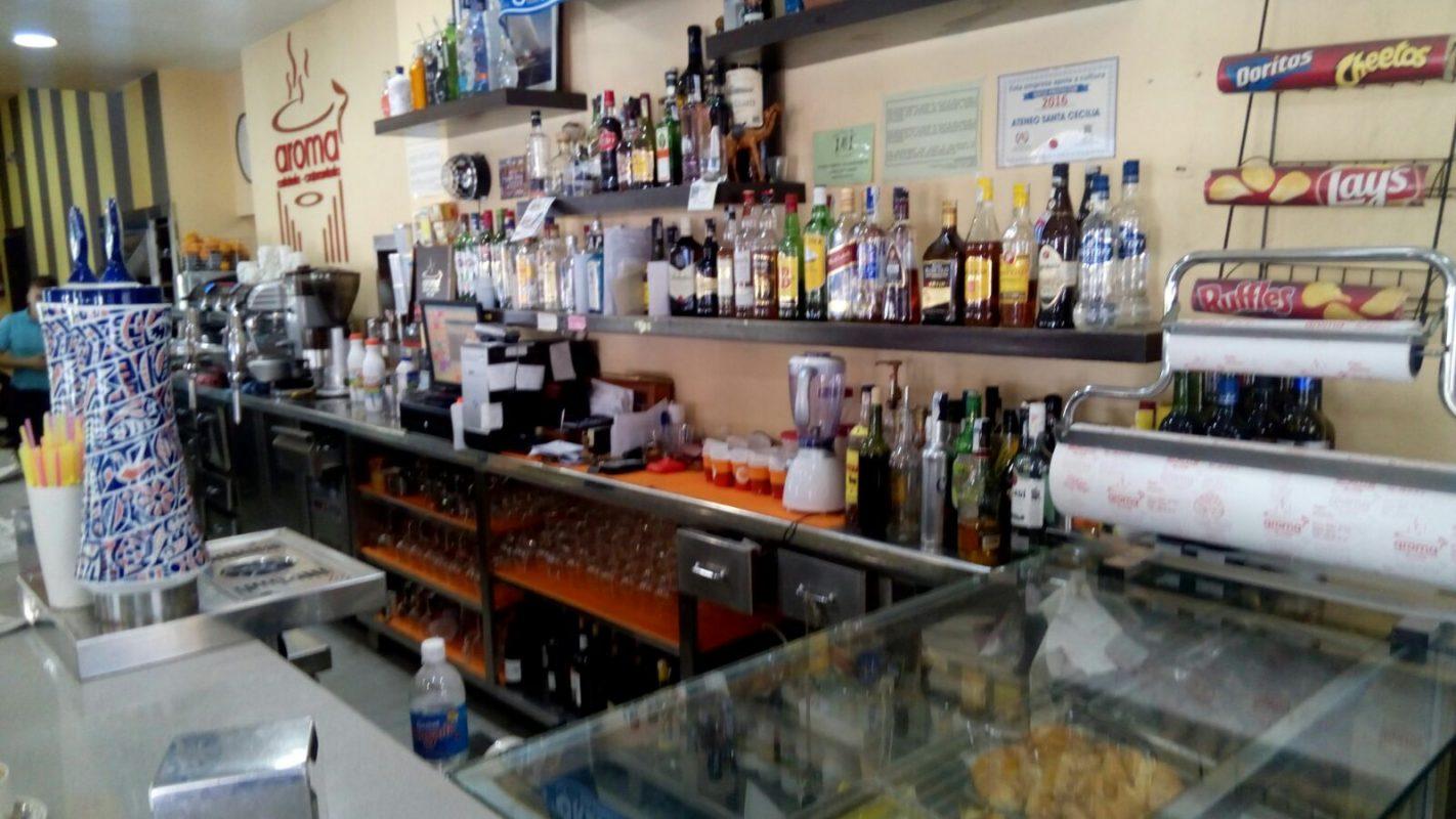 Cafetería Croissantería Aroma
