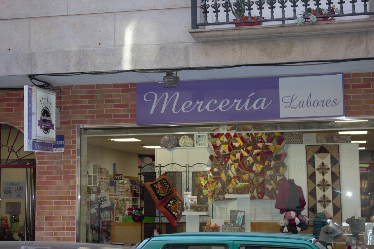 MERCERÍA LABORES E PATCHWORK