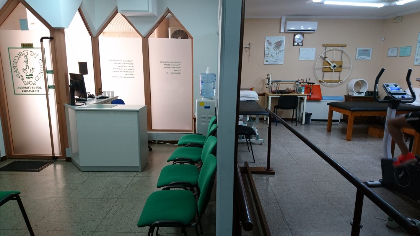 Centro de Fisioterapia Lois