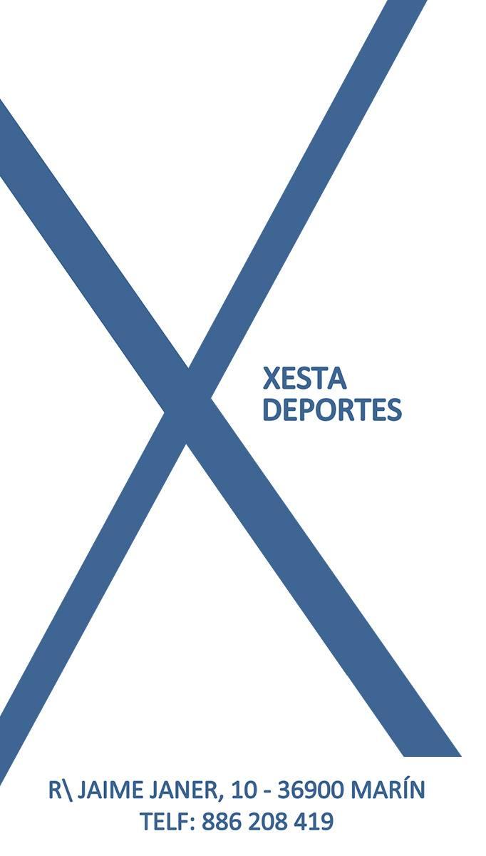 Logotipo Deportes Xesta