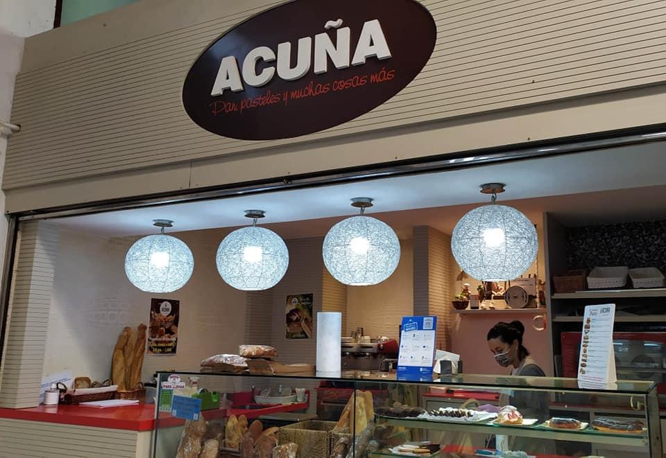 Logotipo Panadería Acuña