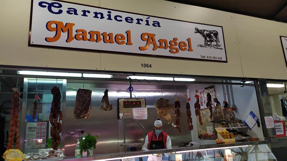 Logotipo Carnicería Manuel Angel