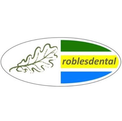 Logotipo Centro Dental Los Robles