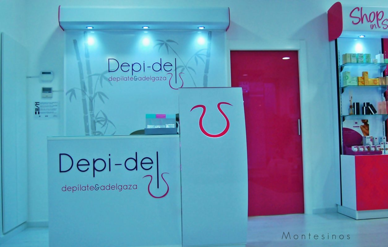 Logotipo Depi-del