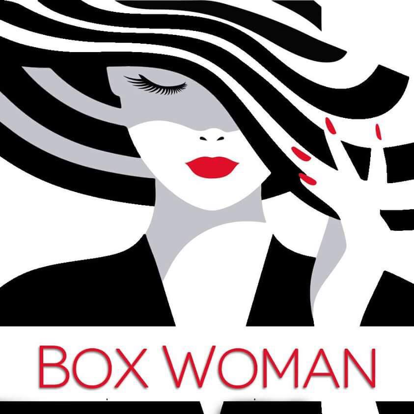 Logotipo BOX WOMAN