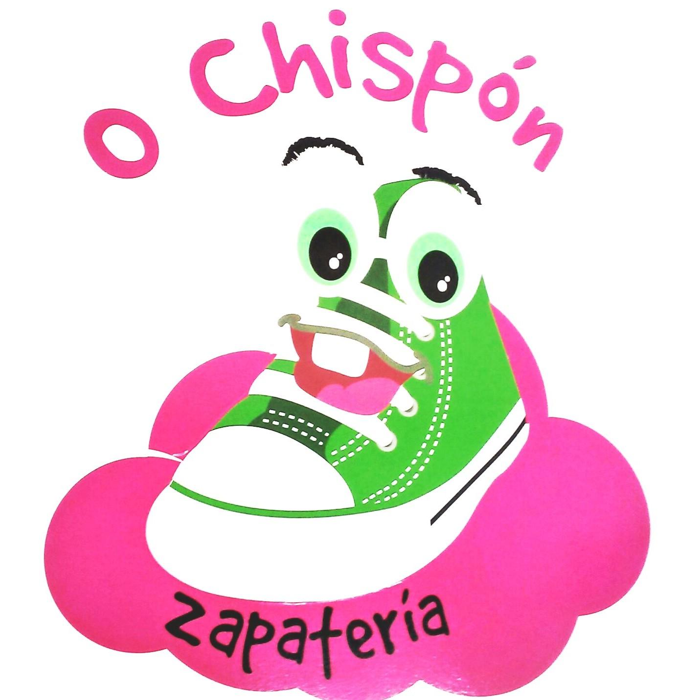 Logotipo O ZAPATO CHISPÓN