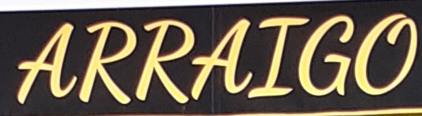 Logotipo Arraigo