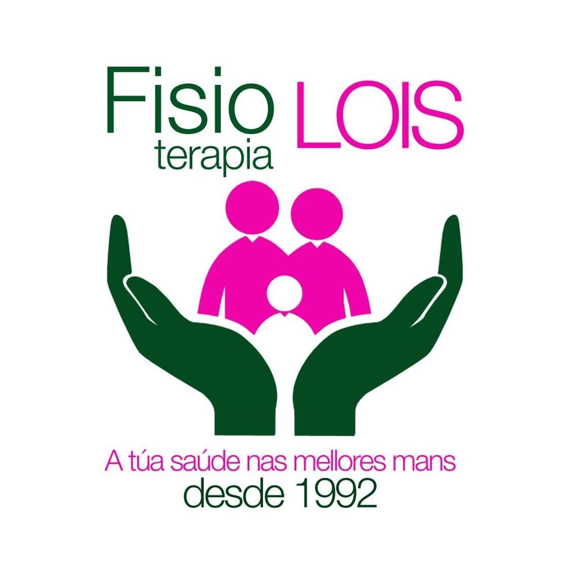Logotipo Centro de Fisioterapia Lois