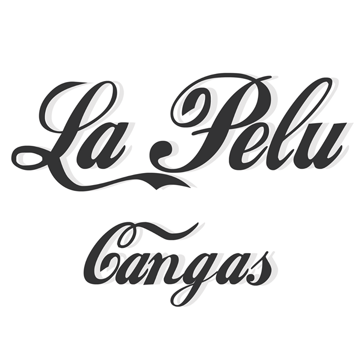 Logotipo LA PELU