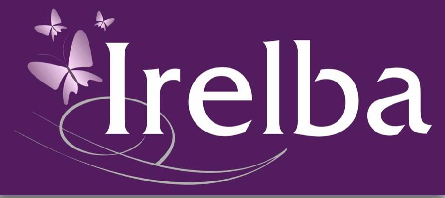 Logotipo IRELBA