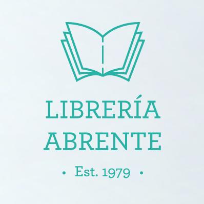 Logotipo Librería Abrente - Bueu
