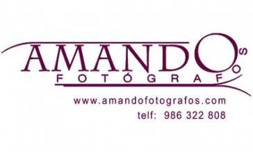 Logotipo AMANDO FOTÓGRAFOS