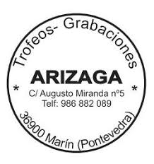 Logotipo Trofeos Arizaga